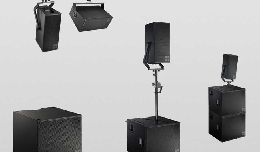 sound reinforcement speaker
