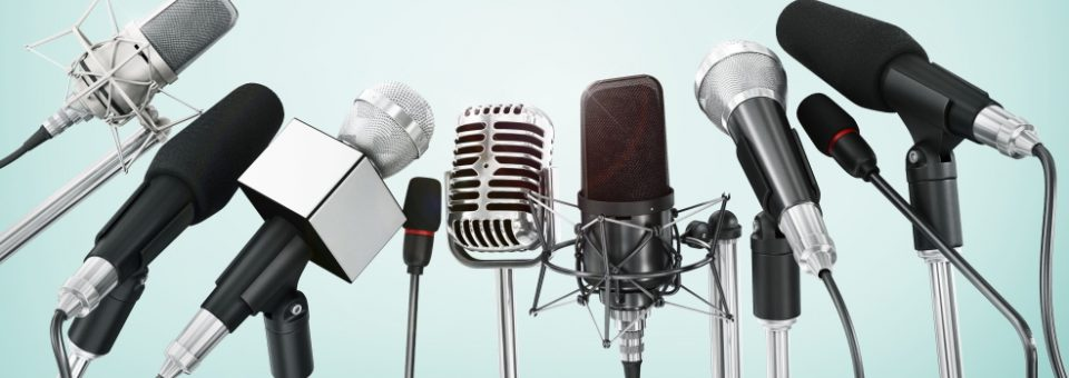 Which is the Right Microphone for Your Voice? Condenser or Dynamic?